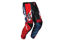 Fly Racing Hose F16 Men rot-schwarz
